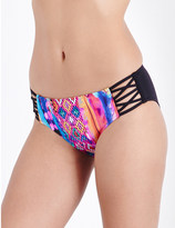 Seafolly Mexican summer tie-side bikini bottoms