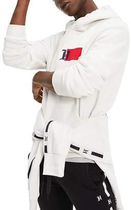 Tommy Hilfiger Embroidered Logo Hooded Sweatshirt