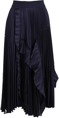 High fantastic Polyester Skirt