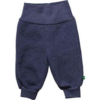 Green Cotton Fred's World by Baby Wool Fleece Pants Trouser