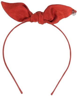 Maison Michel Bow Headband