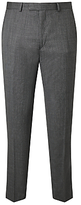 Daniel Hechter Pindot Tailored Suit Trousers, Grey