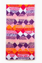 Desigual Patch Bath Towel