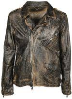 Giorgio Brato Vintage Biker Jacket