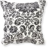 Southern Living Richland Floral Damask Square Pillow