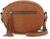 Cynthia Rowley Jenny Faux-Leather Crossbody Bag