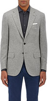 Isaia Men's Sanita Cashmere Two-Button Sportcoat-GREY