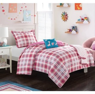 Chic Home Cady 4 Piece Patchwork Animal Theme Youth Comforter Set