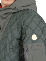 Moncler Quilted Nylon Jacket