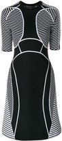 Versace Defining Lines knit dress