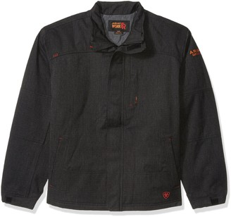 Ariat Men's Big and Tall Flame Resistant H2o Proof JacketShirt