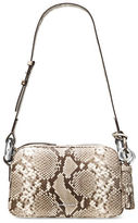 MICHAEL Michael Kors Textured Leather Shoulder-Strap Bag