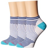 Smartwool Forfeit Micro 3-Pack Women's Crew Cut Socks Shoes