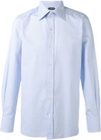 Tom Ford classic buttoned shirt - men - Cotton - 39