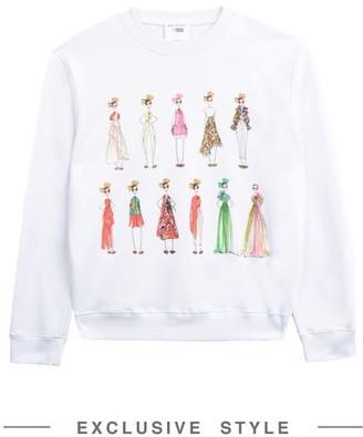 DELPOZO x YOOX Sweatshirt