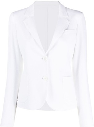 Seventy Fitted Single-Breasted Blazer