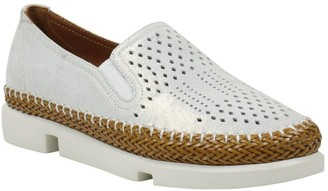 L'Amour des Pieds Leather Loafers - Stazzema