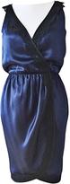 Saint Laurent Silk mid-length dress