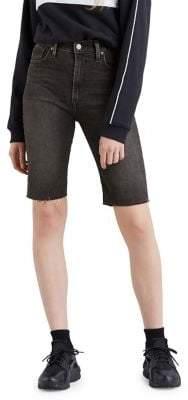 Levi's Mile High Denim Shorts