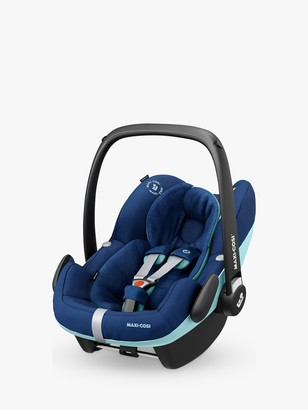 Maxi-Cosi Pebble Pro i-Size Group 0+ Baby Car Seat, Essential Blue