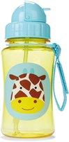Skip Hop Zoo Straw Bottle, 12 oz, Jules Giraffe