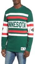 Mitchell & Ness Men's Minnesota Open Net Pullover