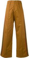 Jour/Né - wide leg trousers - women - Cotton/Spandex/Elastane - 36