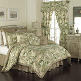 Waverly Garden Glory 4-pc. Reversible Comforter Set