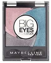 Maybelline Big Eyes Eyeshadow Palette 03 Luminous Turquoise