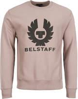 Belstaff Holmswood Sweatshirt - Dusty Orchid