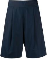 Aspesi High-Waisted Shorts