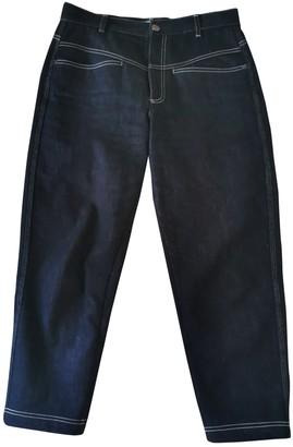 Fendi Blue Denim - Jeans Jeans for Women