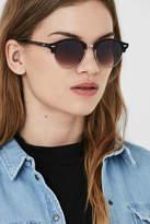 Vero Moda Half Frame Love Sunglasses