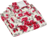 Cath Kidston Painted Rose Towel - Multi - Face Cloth