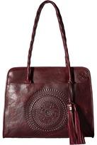 Patricia Nash Large Paris Satchel Satchel Handbags