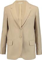 Nina Ricci Wool-piqué blazer