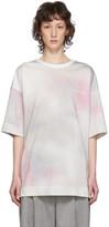 Juun.J Multicolor Tie-Dye Cloud T-Shirt