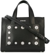 Versus lion head studded bag