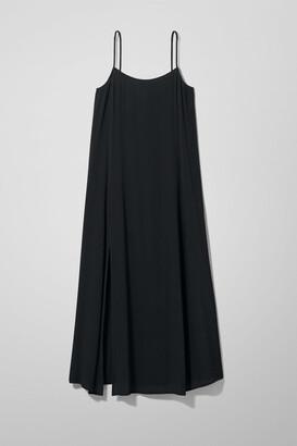 Weekday Izzy Dress - Black