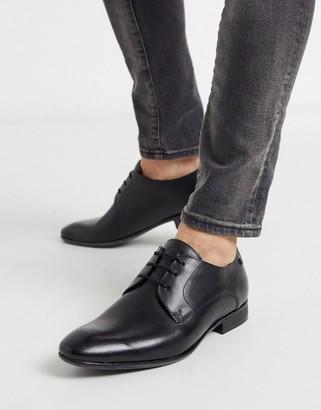 Base London dansey formal shoes in black leather