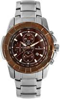 Peugeot Men's Stainless Steel Chronograph Watch