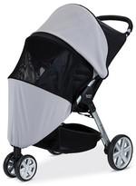 Britax Sun & Bug Stroller Cover - Gray