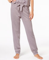 Hue Lounge Quilted Knit Pajama Pants