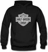 Harley Davidson Printed Hoodies Harley Davidson Printed For Boys Girls Hoodies Sweatshirts Pullover Tops