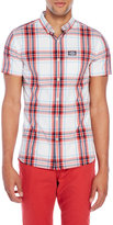 Superdry Wash Basket Button-Down Short Sleeve Shirt