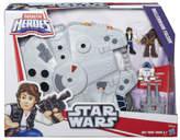Playskool NEW Galactic Heroes Star Wars Millennium Falcon