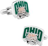 Cufflinks Inc. Men's Ohio University Bobcats Cufflinks
