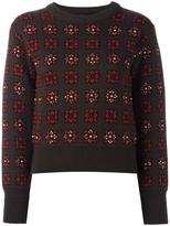 Each X Other 'Intarsia' jumper