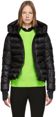 MONCLER GRENOBLE Black Down Armotech Jacket