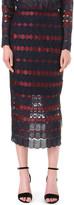 Sandro Blend lace skirt